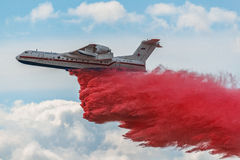 Beriev Be-200CHS Ministry of Emergency Situations of the Russian Federation Stock Photos
