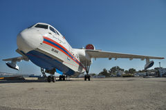 Beriev Be-200 Stock Images
