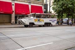 Berijd Duck Seattle Royalty-vrije Stock Afbeeldingen