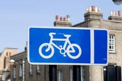 Berijd uw fiets! Stock Afbeeldingen