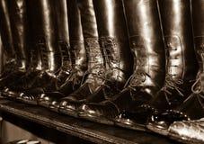 Berijdende Laarzen Royalty-vrije Stock Afbeeldingen