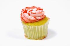Berijpte Cupcake Stock Afbeelding