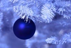 Berijpte Kerstmis royalty-vrije stock fotografie