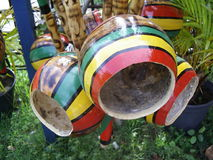Berimbau Royalty Free Stock Photos