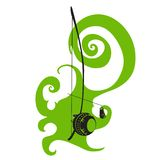 Berimbau Royalty Free Stock Photography