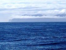 Bering-Insel das Bering-Meer, Kommandant Islands lizenzfreies stockfoto