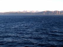 Bering-Insel das Bering-Meer, Kommandant Islands lizenzfreie stockbilder