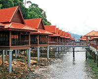 Berjaya Langkawi beach Resort Stock Image