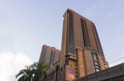 Berjaya-Times Square Lizenzfreies Stockfoto