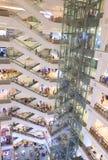 BERJAYA Times Square shopping Kuala Lumpur Stock Image