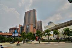 Berjaya Times Square. Kuala Lumpur. Malaysia Royalty Free Stock Photo