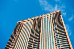 Berjaya Times Square tall building in Malaysia Royalty Free Stock Image