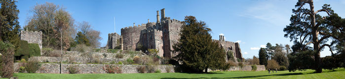 Berkeley Castle Royaltyfria Foton