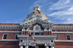 Berkeley County Courthouse in Martinsburg, West Virginia Lizenzfreie Stockbilder