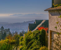 Berkeley hills, California. royalty free stock photo