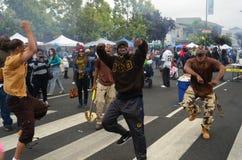 Berkeley Juneteenth Step Show Stock Images
