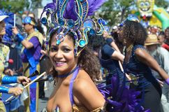 Berkeley 2014 Junetheenth Festival Royalty Free Stock Photo