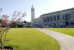 berkeley uc Royaltyfri Foto