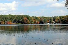 Berkley jezioro Obrazy Royalty Free