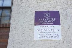 Berkshire Hathaway imágenes de archivo libres de regalías