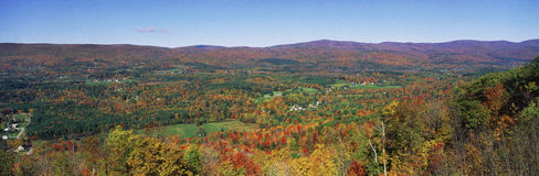 Berkshire Mountains Stock Photo