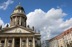 berkshires germany Kupolen av den tvilling- kyrkan kallade domkyrkan av royaltyfria bilder