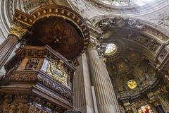 BerlÃn-Kathedrale Lizenzfreies Stockbild
