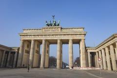 BERLÍN, ALEMANIA - 11 DE ABRIL DE 2014: Sala de conciertos en el Gendarmenm imagen de archivo