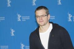 Matt Damon imagenes de archivo