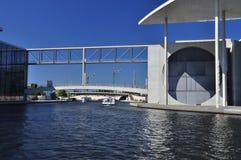 Berlín, Alemania. Río de la diversión Fotos de archivo libres de regalías