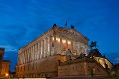 Berlín Alte Nationalgalerie Fotografía de archivo libre de regalías