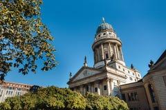 Berlín céntrica en un día de verano fotografía de archivo