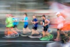 Berlín - 27 de septiembre de 2015 maratón Berlín Foto de archivo libre de regalías