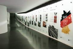 berlín En marzo de 2013 berlín Túnel con una exposición en Reichstag Foto de archivo libre de regalías