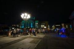 berlín Festival de las luces 2014 Imagen de archivo