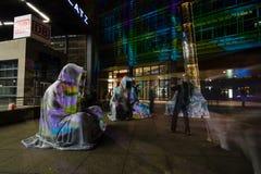 berlín Festival de las luces 2014 Fotos de archivo