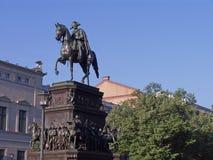 Berlín Frederick el grande foto de archivo libre de regalías