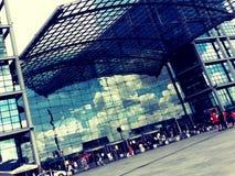 Berlín HBF Imagen de archivo libre de regalías