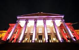 Berlín, iluminación de Konzerthaus Imagen de archivo