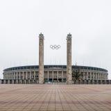 Berlín, Olympia Stadium Imagen de archivo libre de regalías
