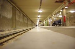 Berlín subterráneo Imagen de archivo libre de regalías