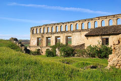Berlanga de Duero Castillo Royalty Free Stock Photo