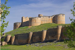 Berlanga de Duero Castillo Royalty Free Stock Images