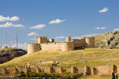 Berlanga de Duero Castle Royalty Free Stock Photography