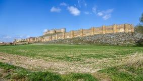 Berlanga de Duero Castle, Soria Royalty Free Stock Photo