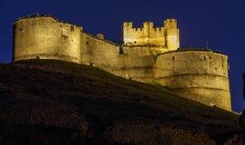 Berlanga de Duero Castle, Soria Stock Image