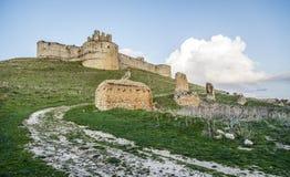 Berlanga de Duero Castle, Soria Stock Photo