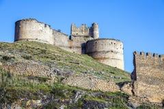 Berlanga de Duero Castle, Soria Royalty Free Stock Photography