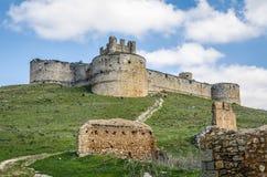 Berlanga de Duero Castle, Soria Stock Photos