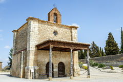 Berlanga de Duero Chapel of Our Lady of Solitude Royalty Free Stock Image